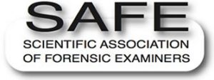 Scientific Association of Forensic Examiners (SAFE) Logo
