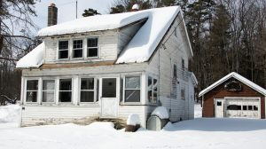 unoccupied homes are prone to fraudulent quitclaim deeds